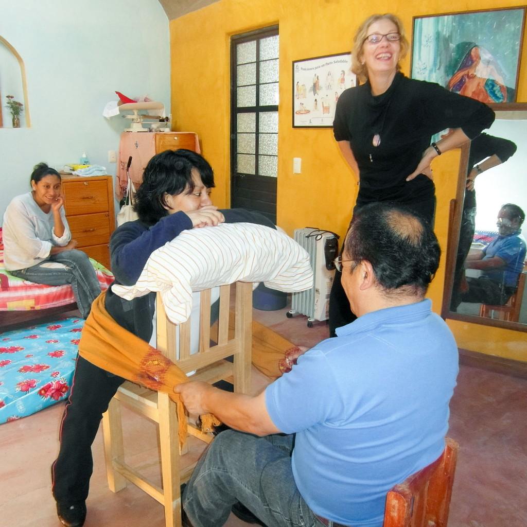 Foto: Christiane Ulrich, Geburtsvorbereitungskurs